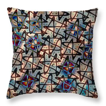 Every Which Way Throw Pillow by Kim Redd