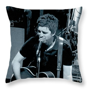 Everybody Is On The Run Throw Pillow