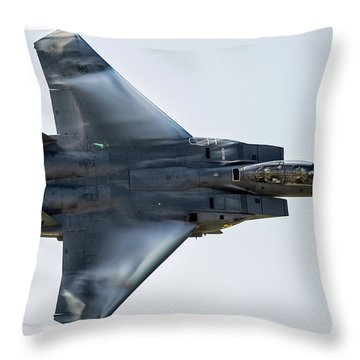 Everyone Is Vaping These Days Throw Pillow