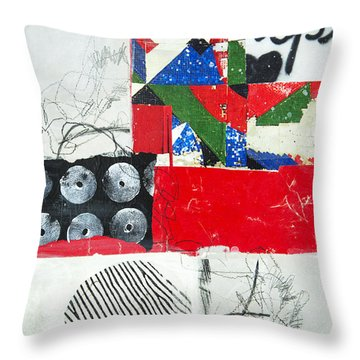 Everything Is Gonna Be Alright Throw Pillow