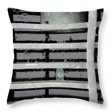 Everywhere You Look Throw Pillow by Marie Neder