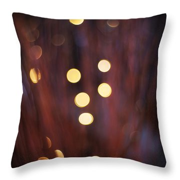 Throw Pillow featuring the photograph Evolution by Jeremy Lavender Photography