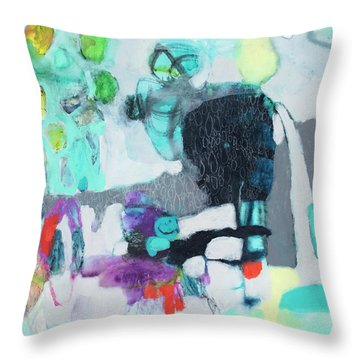 Exactly Like That Throw Pillow
