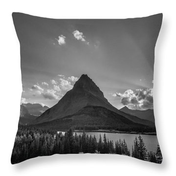 Exaltation Throw Pillow
