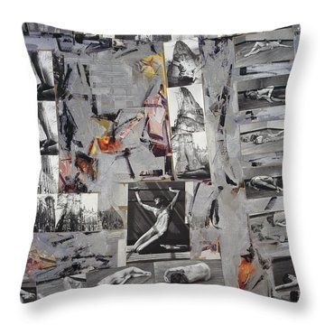 Excelsior - Sanctus IIi Throw Pillow