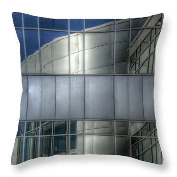 Exeter Hospital Throw Pillow