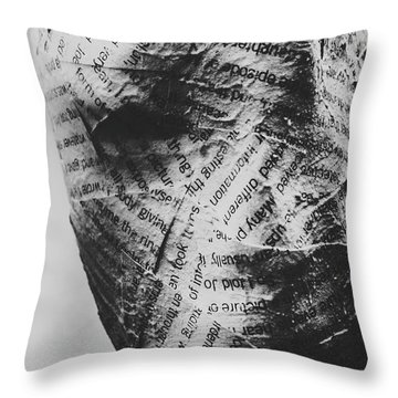 Exhumation Of Contextual Truth Throw Pillow