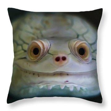 Existence Throw Pillow
