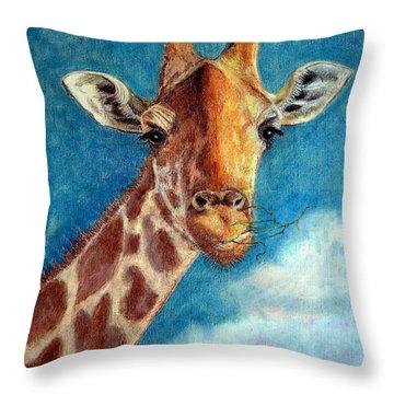 Exotic Animal Series Throw Pillow