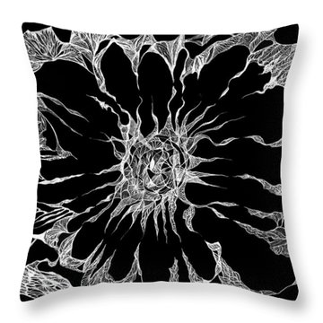 Expanded Consciousness Throw Pillow