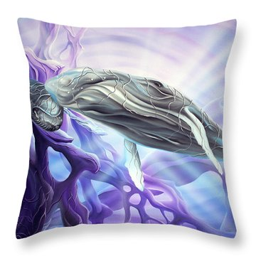 Expanse Throw Pillow