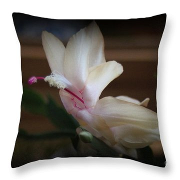Expecting To Fly Throw Pillow