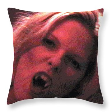 Expendable 1 Throw Pillow