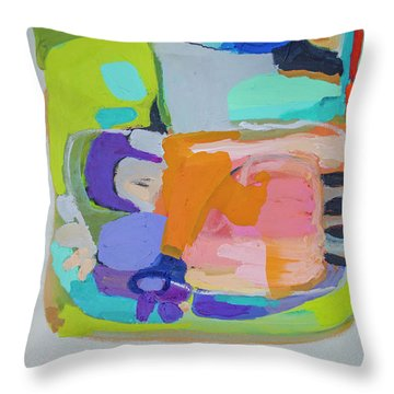 Explanations Throw Pillow