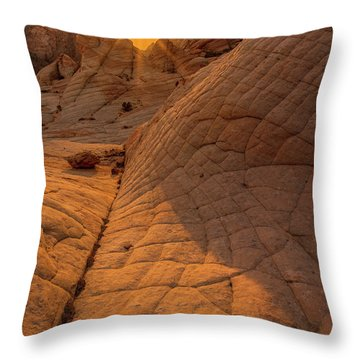 Throw Pillow featuring the photograph Exploring New Worlds by Dustin LeFevre