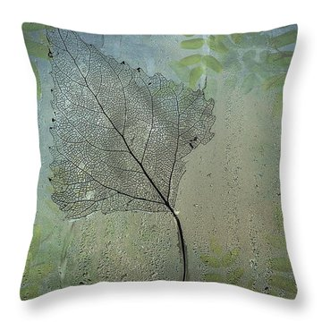 Expressiveness  Throw Pillow