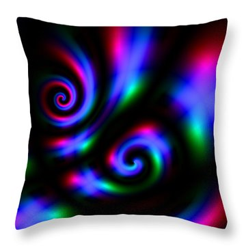 Exthusones Throw Pillow