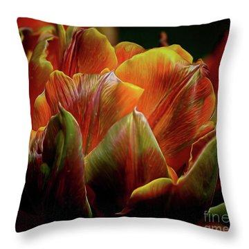 Extraordinary Passion Throw Pillow