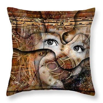 Tim Thomas Throw Pillows