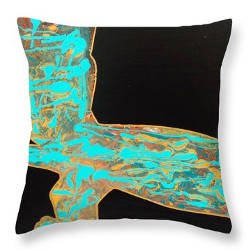 Eyptian Throw Pillow