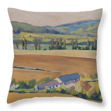 Eyserhalte Eys Wittem Throw Pillow