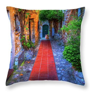 Ez Street Throw Pillow