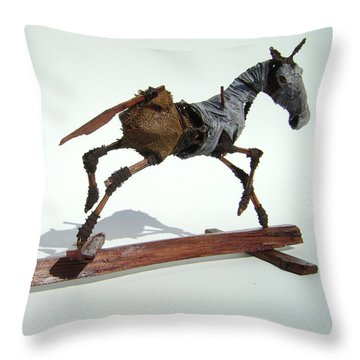 Ezekiel Throw Pillow