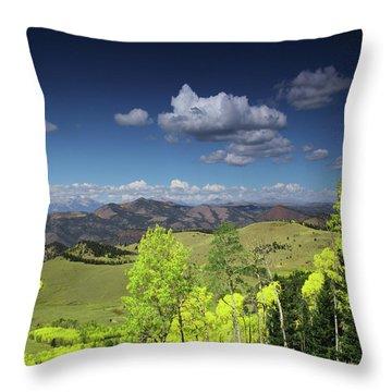 Faafallscene102 Throw Pillow