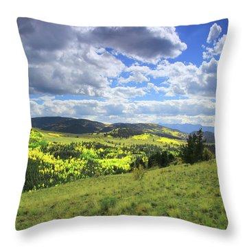 Faafallscene103 Throw Pillow