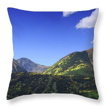 Faafallscene107 Throw Pillow