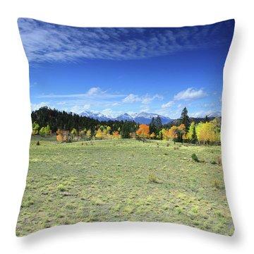 Faafallscene111 Throw Pillow