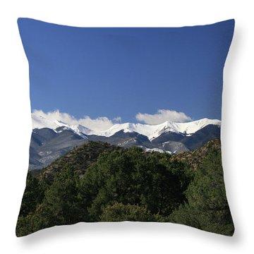 Faawinter002 Throw Pillow