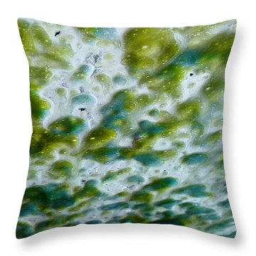 Fabulous In Foam Throw Pillow
