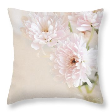 Faded Dream Throw Pillow