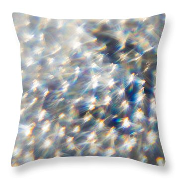 Throw Pillow featuring the photograph Faeriefest by Greg Collins
