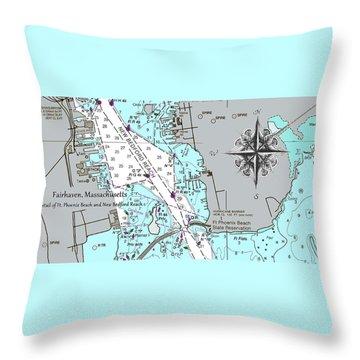 Fairhaven Detail Throw Pillow