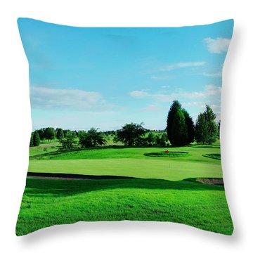 Fairway, Stirling Throw Pillow