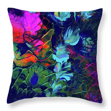 Fairy Dusting 2 Throw Pillow