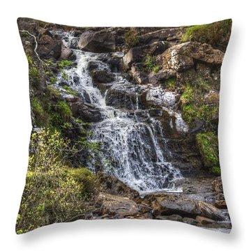 Fairy Pools #3 Throw Pillow