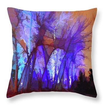 Fairy Tales Do Come True Throw Pillow