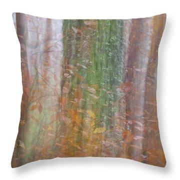 Fairy Tree Throw Pillow