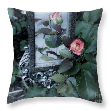 Fairytale Bliss Throw Pillow