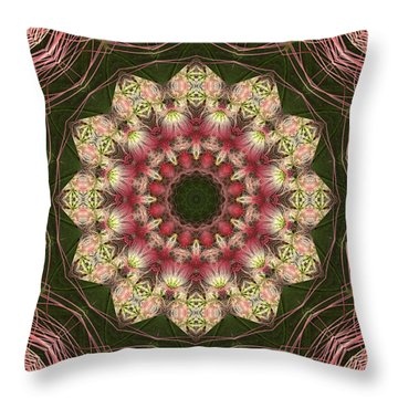 Throw Pillow featuring the photograph Faith by Bell And Todd