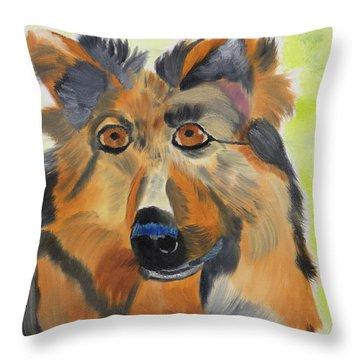 Faithful Love Throw Pillow