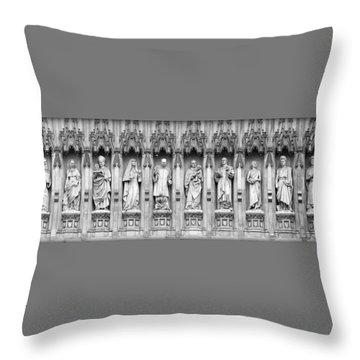 Faithful Witnesses - 2 Throw Pillow