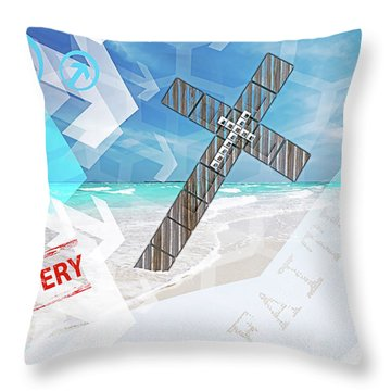 Faithfully Throw Pillow
