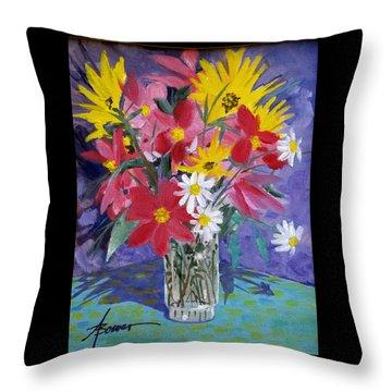Fall Collection  Throw Pillow