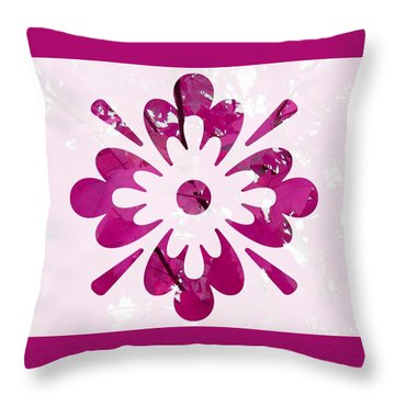 Fall Leaves #12 Throw Pillow