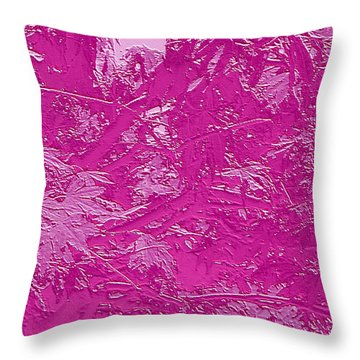 Fall Leaves #15 Throw Pillow