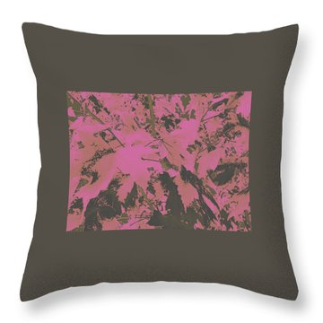 Fall Leaves #6 Throw Pillow